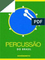 PercussaoDoBrasil Reference Manual