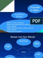 Calcium Compounds
