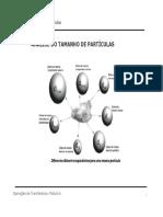 Modulo 6 - Distribuicao Do Tamanho de Particulas.