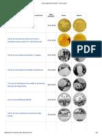 Monede şi medalii- 16.01.2016 - Banca Naţională a României - Numismatică