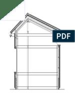 pavillion wood facade wood shingles section 2