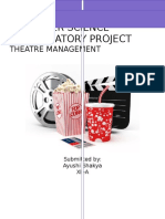 Theater Management