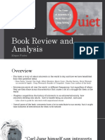 book review and analysis
