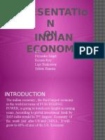 econoy ppt India