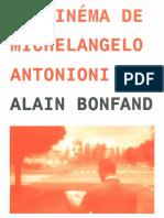 [Alain Bonfand] Le Cinéma de Michelangelo Antonio(BookZZ.org)