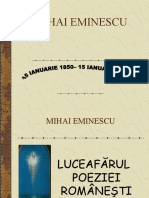 0mihai Eminescu s.g. vb h
