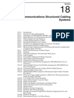 Telecommunications Structured Cabling Systems