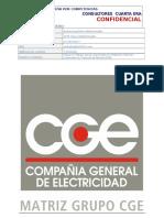 Formato Informe CONSULTORA