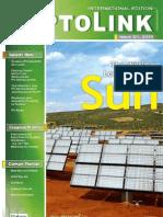 Optolink International Edition 2010 Q1 Issue