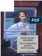 L'Investigatore Olistico Dirk Gently - Douglas Adams