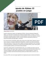 Sinpermiso-palestina Despues de Abbas El Futuro de Un Pueblo en Juego-2016!01!10