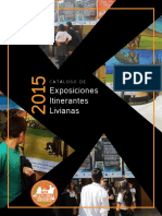 Catalogo Exposiciones Itinerantes