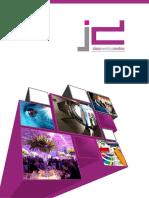 Brochure J&D Ideas, Eventos y Medios EIRL