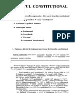 Tema 2. Dreptul Constituţional
