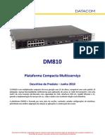 DM810 Descritivo Produto Rev.03
