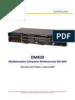 DM820 - Descritivo Produto - Rev.02
