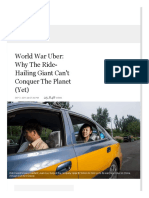 World War Uber_ Why the Ride-Hailing Giant Cant Conquer the Planet (Yet) - Forbes