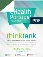 Relatório Think Tank EHealth 2020 v05112015