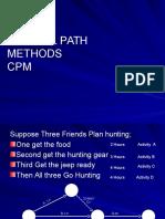 CE-401CE 3.0 Critical Path Methods 2015 Final