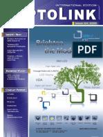 Optolink International Edition 2009 Q4 Issue