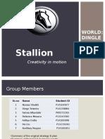Business Simulation - Stallion