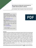 Analise Do Mercado de Fundos de Investimento Imobiliario Negociados Na Bolsa