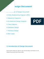 Design Detail Explaination