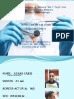 Parodontologie referat