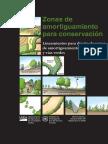 Lineamientos Para Diseño de Zonas Amortiguamiento y Vias Verdes