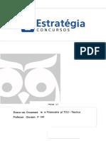 Tecnico Federal Tribunal de Contas Da Uniao Execucao Orcamentaria e Financeira p Tcu Tecnico Aula (4)