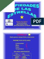Estructura Estelar