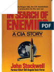 In Search of Enemies - A CIA Story / John Stockwell