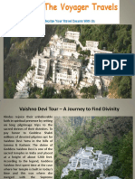 Vaishno Devi Tour – a Journey to Find Divinity