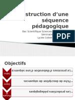 7-Construction Sequence Pedagogique Of