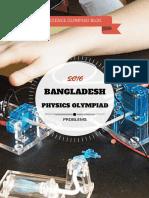 Bangladesh Physics Olympiad 2016