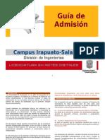 Guia Admision Artes Digitales Cis Ug