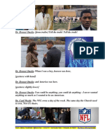 Concussion Film Review by Raymond C. Reed - 12-27-2015 - Edited by David L. Watts - FuTurXTV & Funk Gumbo Radio