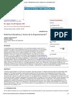 Revista Signos - Reforma Educativa y Teori_a de La Argumentacio_n