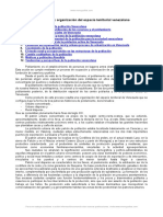 Poblamiento y Organizacion Del Espacio Territorial Venezolano