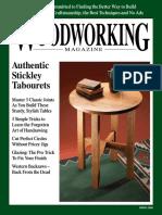 Woodworking Magazine Issue 9 Spring 2008
