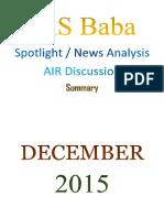 Ias Baba Air Dec