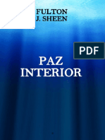 Paz Interior FULTON SHEEN