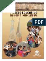MODELO DE EDUCACIÓN BILINGÜE INTERCULTURAL.pdf