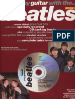 Play Guitar With - The Beatles Book 3