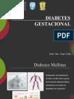 Diabetes Gestacional!!