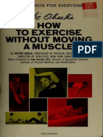 How to Exercise Without Moving a Muscle