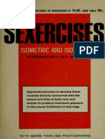 Sexercises, Isometric and Isotonic