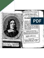An Antidote Against Arminianism