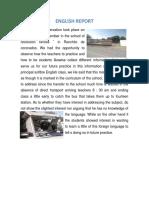 Observaciones Y Practicas Ingles