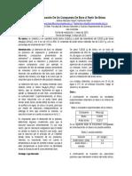 Preparación de Un Compuesto de Boro a Partir de Bórax 1 (1)